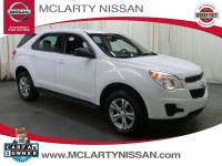 Pre-Owned 2014 CHEVROLET EQUINOX LS Front Wheel Drive Sport Utility Vehicle