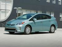 PRE-OWNED 2014 TOYOTA PRIUS PLUG-IN ADVANCED WITH NAVIGATION