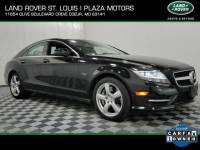 2012 Mercedes-Benz CLS-Class CLS 550 4MATIC Coupe