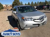 Pre-Owned 2009 Acura MDX Technology With Navigation & AWD