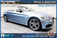 2015 BMW 4 Series 435i 2dr Convertible