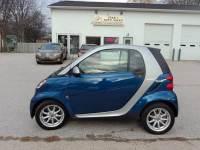 2008 Smart fortwo passion 2dr Hatchback