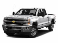 2016 Chevrolet Silverado 2500HD LTZ Truck Crew Cab V-8 cyl