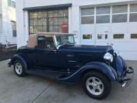 1934 Plymouth PE Cabriolet All Steel New Mexico original body