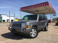 2008 Jeep Commander 4x2 Sport 4dr SUV
