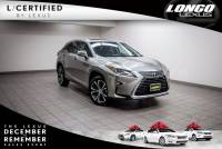 Pre-Owned 2017 Lexus RX RX 350 FWD Front Wheel Drive SUV