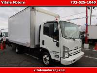 2010 Isuzu NPR 14 FOOT BOX WITH LIFT GATE