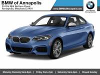 2014 BMW M235i Coupe M235i Coupe Rear-wheel Drive