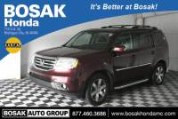 PRE-OWNED 2014 HONDA PILOT TOURING WITH NAVIGATION & 4WD