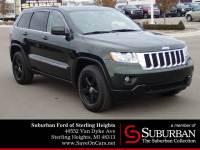 2011 Jeep Grand Cherokee Laredo SUV V6 Flex Fuel 24V VVT