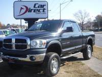 2009 Dodge Ram Pickup 2500 POWER WAGON 5.7L HEMI 4X4, CREW CAB, LIFTED, PREMI