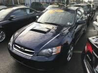 2005 Subaru Legacy AWD 2.5 GT Limited 4dr Turbo Sedan