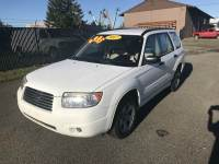 2007 Subaru Forester AWD Sports 2.5 XT 4dr Wagon (2.5L F4 4A)