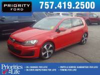 Used 2015 Volkswagen Golf GTI 2.0T Hatchback I-4 cyl For Sale at Priority