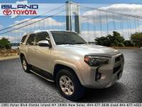Certified Pre-Owned 2015 Toyota 4Runner 4WD 4dr V6 SR5 Four Wheel Drive SUV