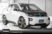 Certified 2015 BMW i3 with Range Extender Hatchback Near Los Angeles, California