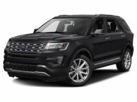2017 Ford Explorer Limited SUV for sale in El Paso