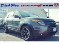 2015 Ford Explorer Sport SUV for sale in El Paso