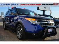 2015 Ford Explorer XLT SUV for sale in El Paso