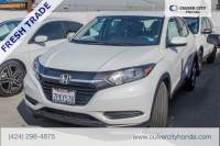 Certified Pre-Owned 2016 Honda HR-V LX FWD 4D Sport Utility