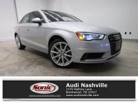 Certified Used 2015 Audi A3 2.0T Premium Plus 4dr Sdn Quattro Sedan quattro near Nashville, TN