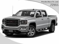 Pre-Owned 2017 GMC Sierra 1500 SLT Truck Crew Cab For Sale St. Louis, MO