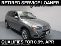 Certified Pre-Owned 2017 BMW X3 xDrive28i SAV in Portland