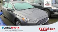 Used 2014 Ford Fusion S Sedan in Springfield