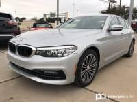 2018 BMW 540i 540i w/ Premium/Driving Assist/Driving Assist Plus Sedan in San Antonio