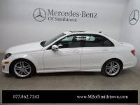 Certified Pre-Owned 2013 Mercedes-Benz C 300 Sport AWD 4MATIC®