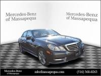 Certified Pre-Owned 2012 Mercedes-Benz E 350 Sport AWD 4MATIC®