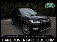 Certified Pre-Owned 2014 Land Rover Range Rover Sport 5.0L V8 Supercharged in Macomb, MI