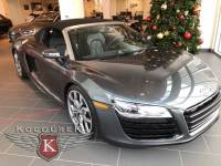 2014 Audi R8 5.2 (S tronic) Convertible