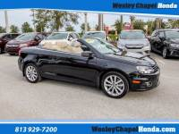 Pre-Owned 2013 Volkswagen Eos FWD 2D Convertible