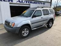 2001 Nissan Xterra 4dr XE V6 4WD SUV