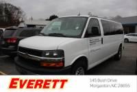 Pre-Owned 2014 Chevrolet Express 3500 LT w/1LT 15-Passenger Van RWD Van