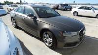 Certified Pre-Owned 2015 Audi A6 3.0T Sedan in Chandler AZ near Phoenix