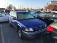 2004 Subaru Forester XS w/Prem Pkg & Lthr