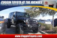 Pre-Owned 2012 Jeep Wrangler Unlimited Rubicon SUV 4x4 in Jacksonville FL