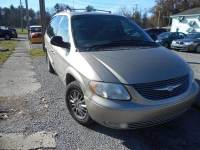 2002 Chrysler Town and Country AWD Limited 4dr Extended Mini-Van