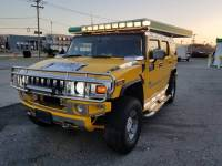 2003 HUMMER H2 4dr Lux Series 4WD SUV