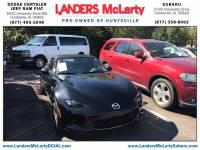 2016 Mazda Mazda MX-5 Miata Grand Touring
