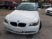 2005 BMW 5 Series 525i 4dr Sedan