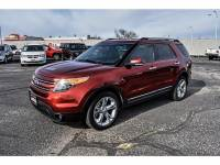 2014 Ford Explorer Limited SUV Front-wheel Drive