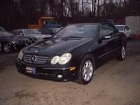 2004 Mercedes-Benz CLK CLK 320 2dr Convertible