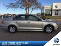 2014 Volkswagen Jetta 2.0L S Sedan Front-wheel Drive