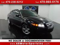 2006 Acura TL 6 Speed Manual Transmission