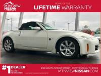 2006 Nissan 350Z Touring Convertible Rear-wheel Drive
