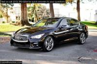 2014 INFINITI Q50S Sport Deluxe Touring Package, Navigation & CPO Certified!