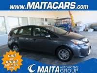 Used 2015 Toyota Prius v Four Available in Sacramento CA